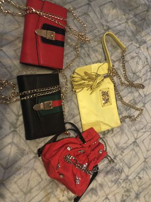 Hand bags for Sale in Ontario, CA