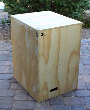 20x24x30 plyo box for Sale in Alexandria, VA