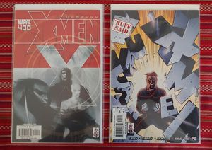 THE UNCANNY X-MEN #400 401 402 403 404 405 406 407 408 409 (10 Issue Run) Marvel for Sale in Grain Valley, MO