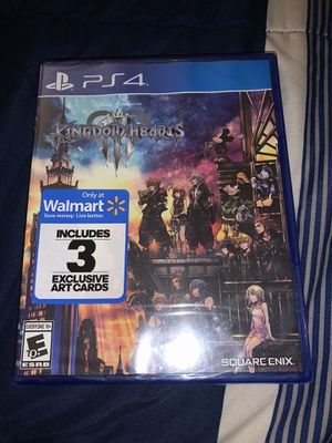 Kingdom of hearts for Sale in Tracy, CA