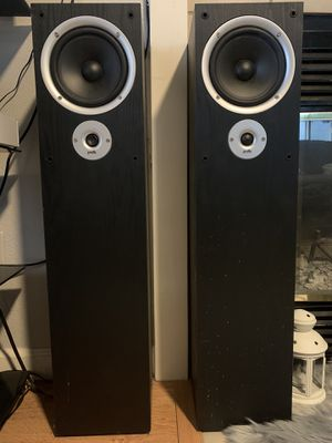 Speakers, Polk audio- Floor standing speakers, Dynamic balance for Sale in Elk Grove, CA