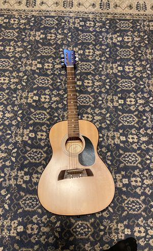 Old acoustic guitar. FirstAct AL363 for Sale in Hopatcong, NJ