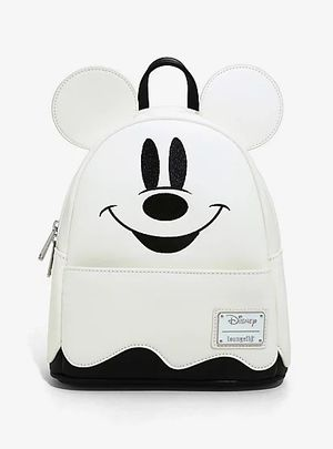 Loungefly Disney Mickey Mouse Ghost Glow-in-the-Dark Mini Backpack *Sold Out for Sale in San Tan Valley, AZ