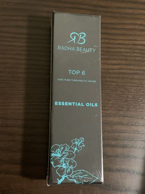 Brand new Radha beauty Top 6 Essential Oils for Sale in Concord, CA