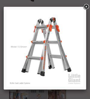 New, Little Giant 13ft velocity ladder for Sale in West Valley City, UT