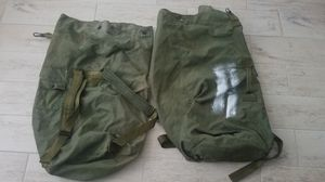Army military duffle bags make offer for Sale in Gibsonton, FL