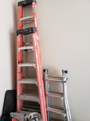ladders, projector for Sale in Santa Maria, CA