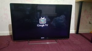 SONY Internet Smart Google TV - 40 INCH With Theater Sound System - Speaker and Subwoofer for Sale in Brooklyn, NY