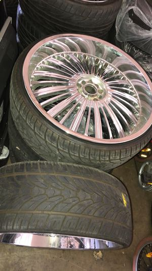26 inch rims for Sale in Los Angeles, CA