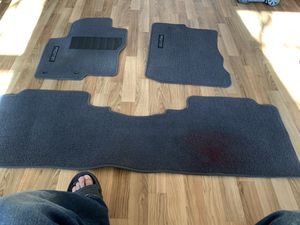 2008 to the 2018 Nissan Frontier floor mats for Sale in Baltimore, MD