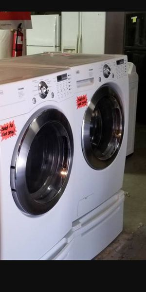 🌿 like new used *stove refrigerator washer dryer stackable diswadher**address 21639 pacific hwy S Des moines wa **90 days warranty available delivery for Sale in Seattle, WA