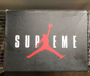 Air Jordan 5 Supreme Black for Sale in Nashville, TN