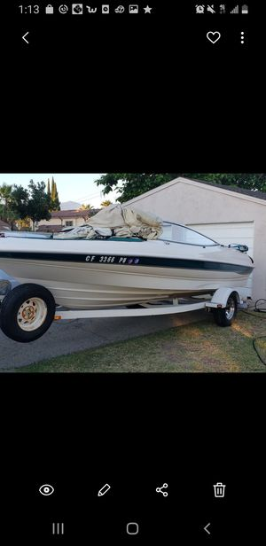 2000 bayliner capri 2150 for Sale in Los Angeles, CA