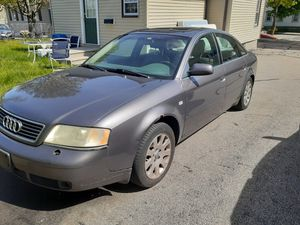 01 audi a6 for parts 400 bo for Sale in Woonsocket, RI