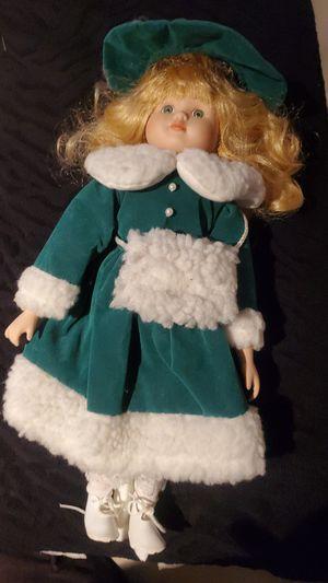 Antique Porcelain Doll for Sale in Diamond Bar, CA