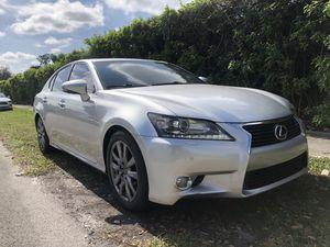 2013 LEXUS GS 450h for Sale in West Park, FL