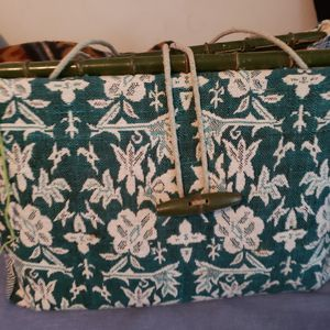 Bag full cross stitching things for Sale in Affton, MO
