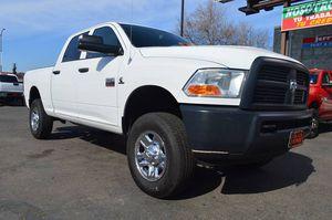 2012 RAM Ram Pickup 2500 for Sale in Sacramento, CA