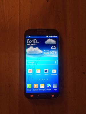 Samsung Galaxy S4 for Sale in Denver, CO