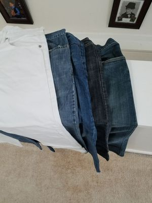 Levis and Guess jeans for Sale in Leesburg, VA