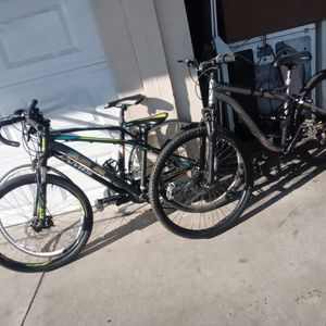 3 Mountain bikes (Gt,Jamis,Next) for Sale in Fresno, CA