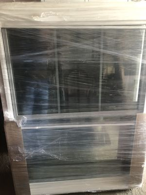 2 Brand new replacement Windows . 37.25x48. Price is for both for Sale in Providence, RI