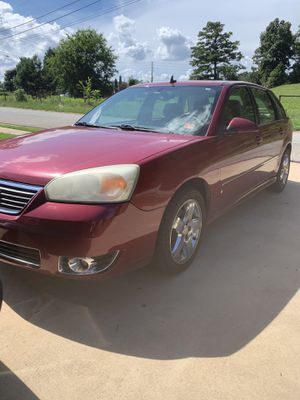 2007 Chevy Malibu hatchback vehicle runs good for Sale in Lawrenceville, GA