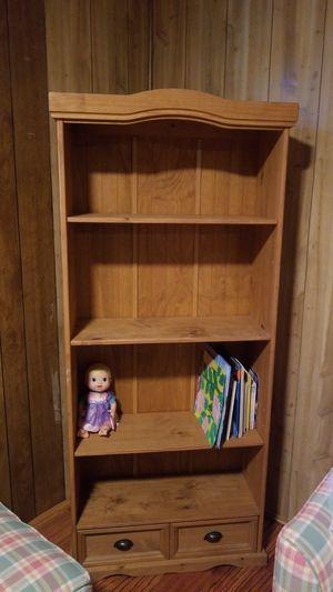 Lightweight boook shelf $25 for Sale in Falls Church, VA