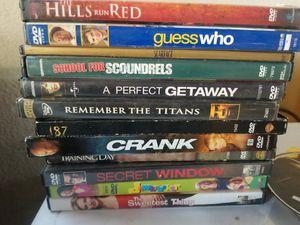 Movies $1 for Sale in Stockton, CA