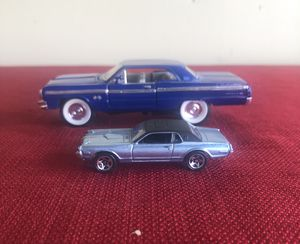 1964 Chevy impala SS and hot wheels 1968 Cougar for Sale in San Jose, CA