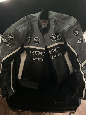 Motorcycle Jacket for Sale in Oxford, GA