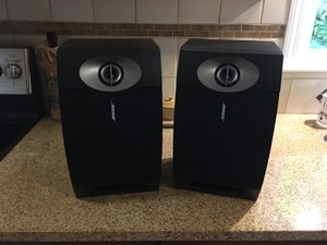 Speakers - Pair of Bose - 201V's for Sale in Mansfield, MA