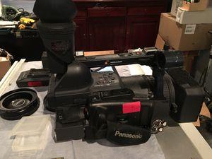 Panasonic Professional Camera equipment for Sale in Ellenwood, GA