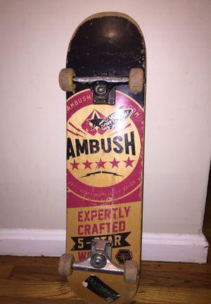 Ambush skateboard for Sale in Marietta, GA