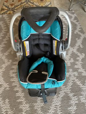 BRITAX® B-Safe Ultra Infant Car Seat in Noir for Sale in Houston, TX