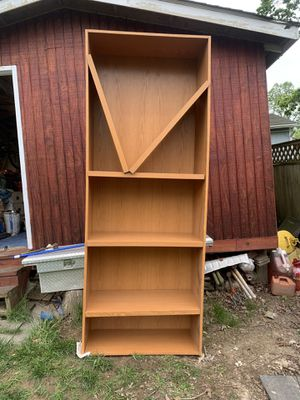 TWO 8' Tall Bookshelves for Sale in Springfield, VA