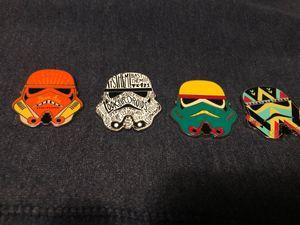 Stormtrooper Disney pins for Sale in Long Beach, CA