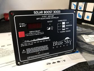 Blue Sky Energy Solar Boost 3000i Solar Charge Controller Van camper RV vanlife victron sprinter Chevy ford for Sale in Portland,  OR