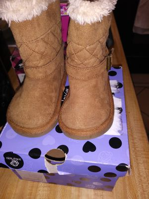 boots for baby girls for Sale in Dallas, TX