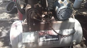 NAPA INDUSTRIAL AIR COMPRESSOR for Sale in Moriarty, NM