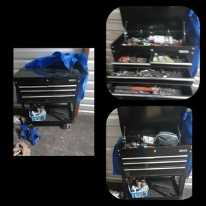 5 Drawer Toolbox for Sale in Crosby, TX