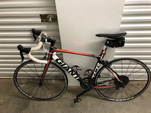 Giant Road Bike TCR Red for Sale in Portland, OR