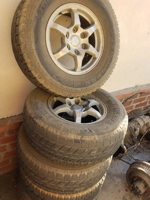 Tires and rims for Sale in Bloomington, CA