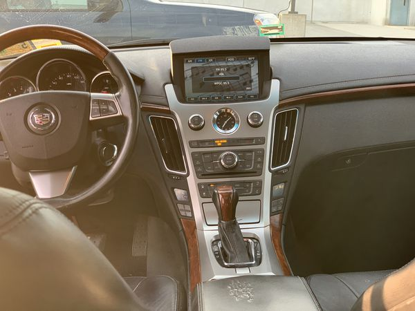 2009 CTS AWD performance package