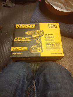 Dealt Drill/ driver Kit for Sale in Denver,  CO