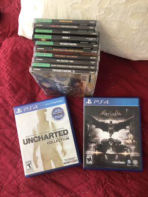 PS games for Sale in Covina, CA