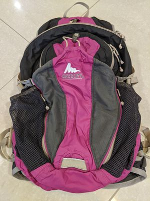 Gregory hiking / hydration backpack for Sale in Westminster, CA