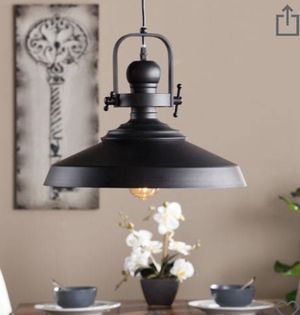 Brand new industrial pendant lamp for Sale in Fort Worth, TX