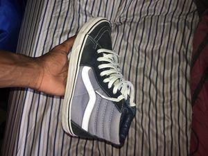 Vans sk8 hi. Vans men shoes for Sale in Bronx, NY