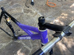Cannondale Delta V 900 mountain bike frame for Sale in Vista, CA